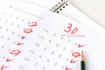 学習障害の小学生は勉強法で変わる!九九を正しく覚えるコツとは?